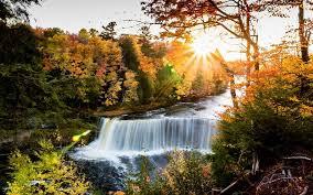 Michigan waterfalls images A list of enchanting michigan waterfalls to visit year round jpg