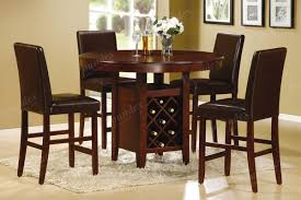 Tall Dining Room Sets High Top Dining Room Table Home Design Ideas And Pictures
