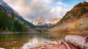 imagenes 4k download maroon lake aspen colorado wallpapers hd wallpapers id 15723