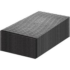 Plastic Pavers For Patio by Emsco 16 In X 16 In Flat Rock Grey Plastic Resin Lightweight