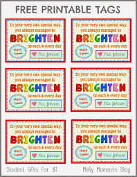 free end of year gift tag printables from teacher to student