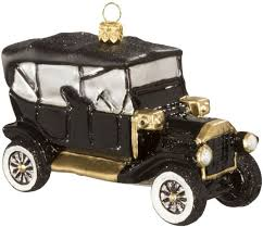 the henry ford model t touring car ornament