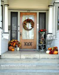 Front Porch Fall Decorating Ideas - small front porch fall decorating ideas decoratingspecial com