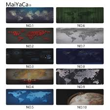 Map Pad Map Mouse Pad Promotion Shop For Promotional Map Mouse Pad On