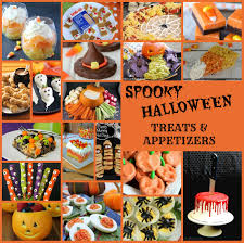 spooky halloween treats and appetizers u2014 today u0027s every mom