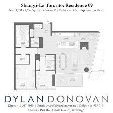 shangri la toronto condos luxury real estate by dylan donovan