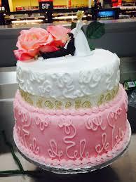 two tier wedding cake walmart lizzy u0027s cake pinterest tier
