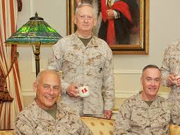 mattis kelly and dunford heavily influence the trump white house