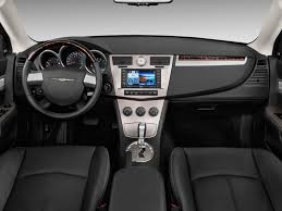 bentley sebring image 2010 chrysler sebring 2 door convertible limited dashboard