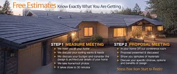 Free Estimates For Roofing by Free Estimates On Roof Replacement Free Roof Quote