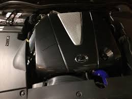lexus is350 engine does the carbon fiber f sport engine cover fit 2014 is350