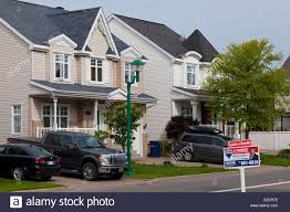 canada quebec province montreal suburban new houses real estate