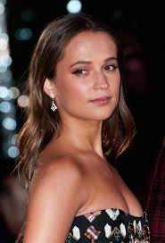 golden globe nominee alicia vikander is the breakout star to watch
