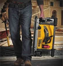 dewalt table saw review dewalt flexvolt cordless table saw review tools of the trade