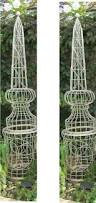 96 best obelisk images on pinterest garden ideas garden trellis
