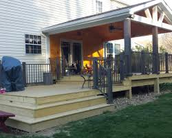 Building A Pergola On Concrete by Roof Backyard Wood Patio Ideas Awesome How To Build A Deck Roof