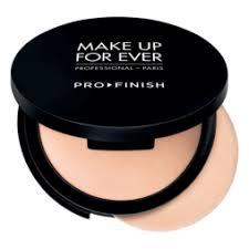 Bedak Za pro finish foundation make up for