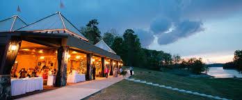 unique wedding venues island outdoor wedding venues in lanier islands pineisle