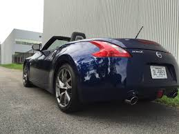 2017 nissan 370z convertible test drive review of the 2016 nissan 370z convertible