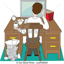 clipart bureau at desk clipart clipart collection at desk clipart