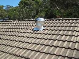 extractor fan roof vent installing roof vents 1 youtube