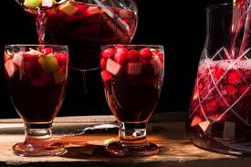 thanksgiving cranberry recipe cranberry sangria recipe chowhound