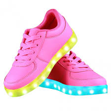 light up shoes for girls low top led light up shoes for kids match the parent child