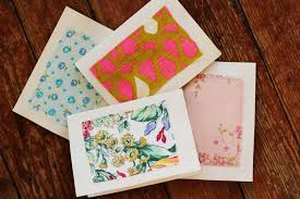 make your own stationery set a beautiful mess