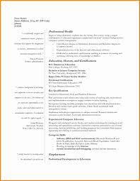 Best Resume Format For New College Graduate by New Resume Templates