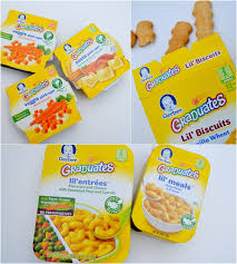 graduates snacks snack time with baby made easy with gerber graduates miss frugal
