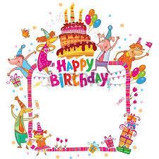 text birthday card happy birthday card royalty free cliparts vectors and stock