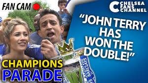 john terry has won the double