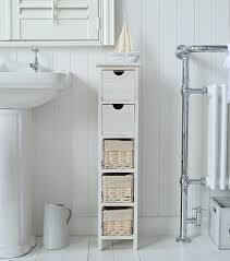 Small White Storage Cabinet by Bathroom Storage Cabinets White Furniture For Bathroom Decoration