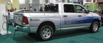hybrid pickup truck file ram pickup plug in hybrid rear 2011 dc jpg wikimedia commons