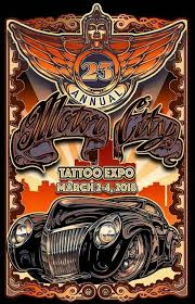 23rd annual motor city tattoo expo u2022 march 2018