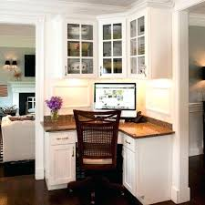 Built In Desk Ideas For Home Office Small Home Office Desk Ideas Best Offices On Nook Closet And Paint