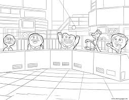 boice in riley dad head inside out coloring pages printable