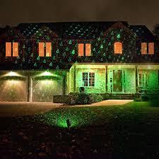 christmas tree laser lights 1byone christmas laser lights with green christmas tree and red