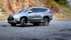 2017 mitsubishi pajero sport perfect suv youtube