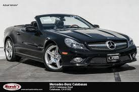 mercedes of calabasas used 2011 mercedes sl class for sale near los angeles ca