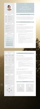 modern resume template word 2017 best 25 cv templates word ideas on pinterest cv template