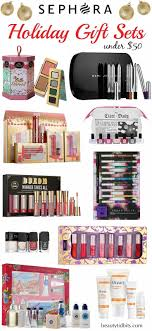 best sephora gift sets 50