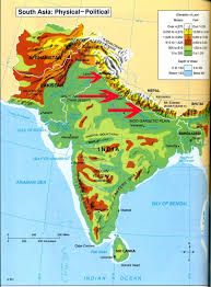 Himalayas On World Map andes mountains location on world map pr energy