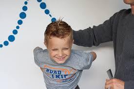 little boy haircut diy rae ann kelly