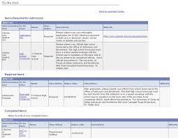 application status the university of texas at dallas