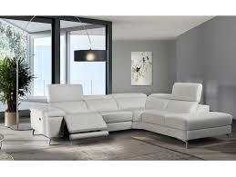 Corner Recliner Leather Sofa Recliner Leather Sofa Merlino By Max Divani