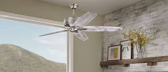 kichler ceiling fans with lights get smart with kichler ceiling fans coastal contemporary outdoor