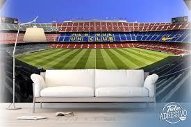 barcelona football club stadium br wall murals camp nou