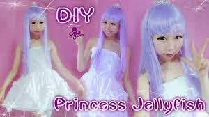 jellyfish dress diy princess jellyfish inspired costume prom dress easy