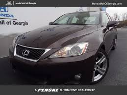 lexus is 250 2012 used lexus is 250 4dr sport sedan automatic rwd at honda mall